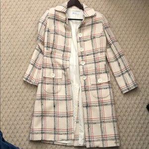 Ben Sherman cute overcoat!